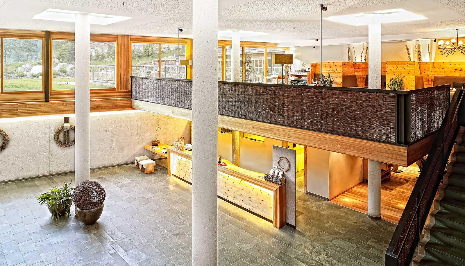 Life balance hotel arosea im ultental agbs leistungen for Designhotel ultental