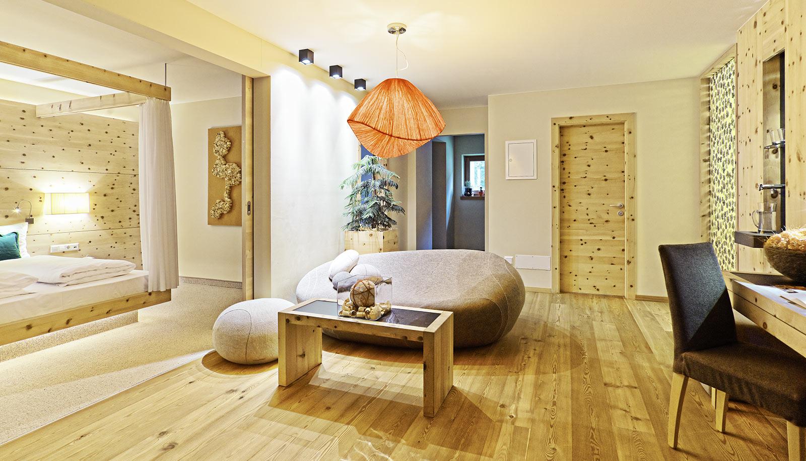 Arosea life balance das naturhotel in s dtirol ultental for Designhotel ultental