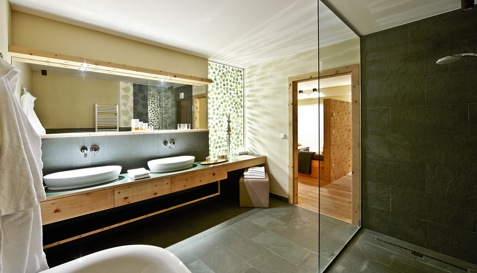Arosea life balance das naturhotel in s dtirol ultental for Lifestyle hotel sudtirol