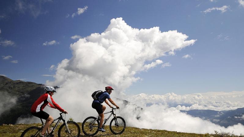 Mountainbike für Entdecker